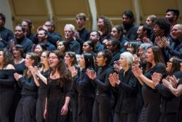 Humboldt Chorale and University Singers